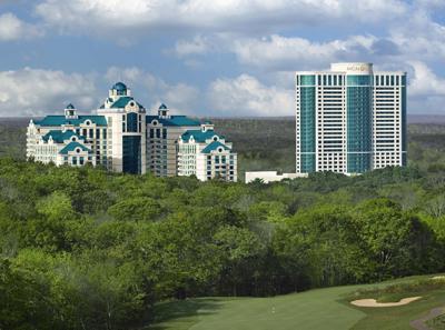 Ledyard Foxwood casino