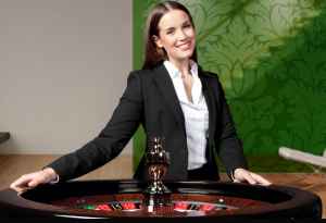 NetEnt Live roulette