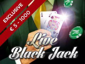 live blackjack mr green