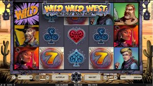 wild wild west videoslot