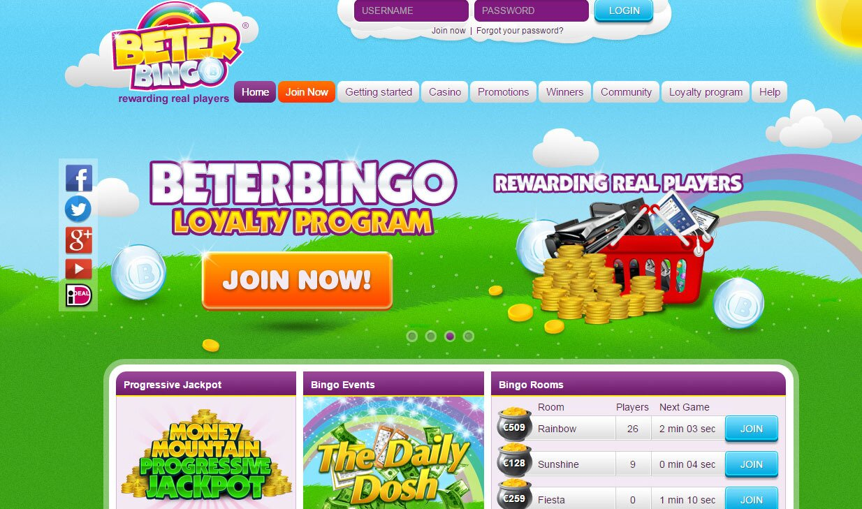 homepage-beter-bingo