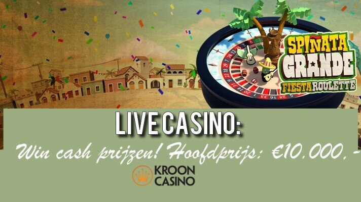 kroon live casino