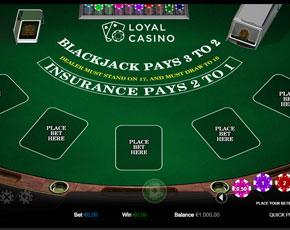 5 Hand Blackjack Pro