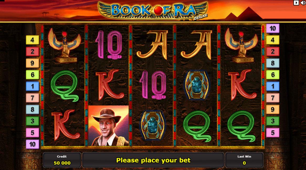 Book Of Ra Online Casino 2021