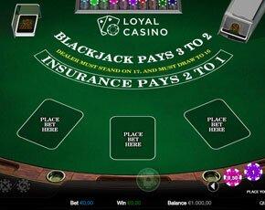 Multi Hand Blackjack Pro