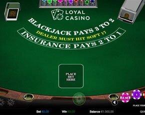 Single Deck Blackjack Pro