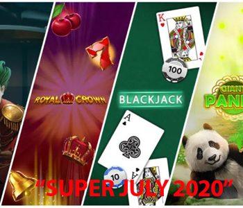 """Spearhead viert zomer met 5 nieuwe game releases tijdens """"Super July"""""""