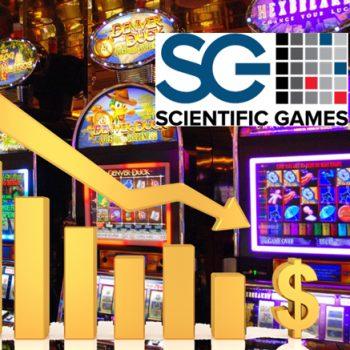 Verlies van $198 miljoen voor spelgigant Scientific Games