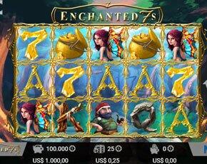 Enchanted 7s
