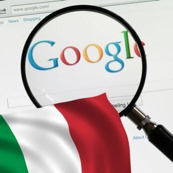 Google wordt onderzocht vanwege gokadvertenties in Italië