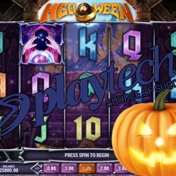 Play 'n Go onthult de nieuwe spookachtige slot 'Helloween'