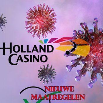 Holland Casino opent zes vestigingen voor bezoekers na afnemen coronatest