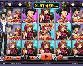 Slot 'N Roll