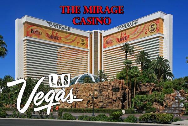 The Mirage Casino Las Vegas