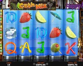 Cash Mix