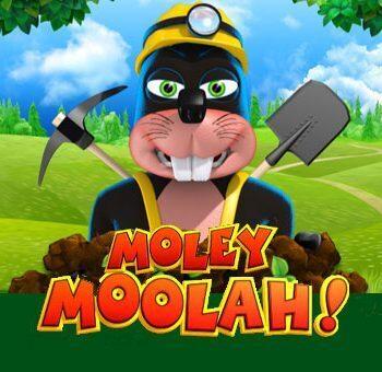 Yggdrasil Gaming brengt nieuwe Moley Moolah videoslot uit