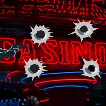 Drie mensen gewond bij beschietingen casino Las Vegas