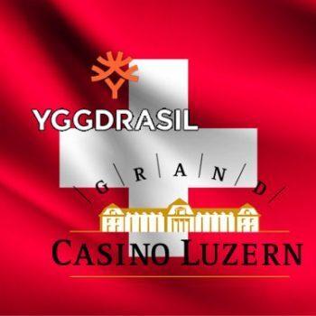 Yggdrasil betreedt de Zwitserse markt met Grand Casino Luzern