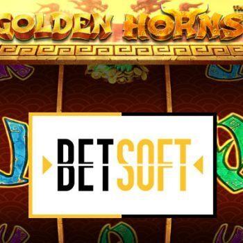 Betsoft lanceert nieuwe casino slot Golden Horns