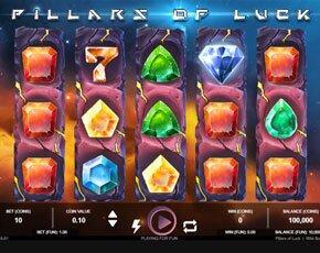 Pillars of Luck