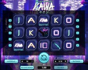 Neon Samurai: Kawa