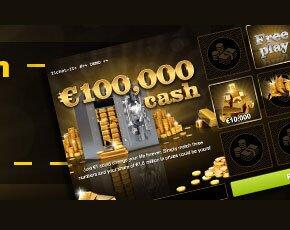 100K Scratch Cash