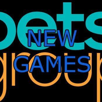 Betsson Group kondigt vijf nieuwe games aan in februari