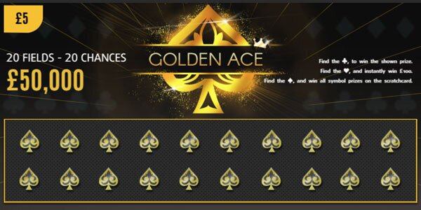 Golden Ace kraslot