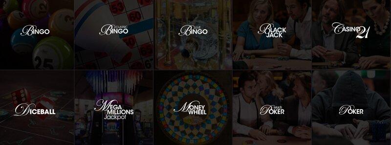 Holland Casino spelaanbod