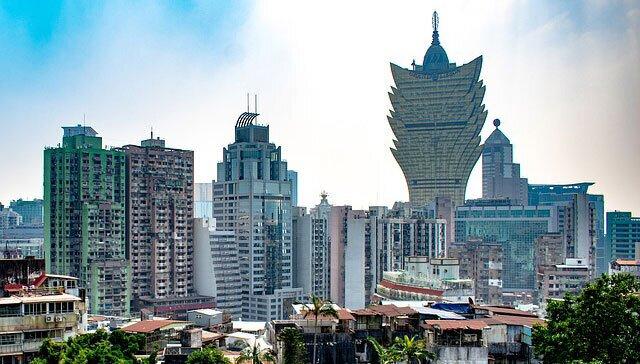 Macau casino stad