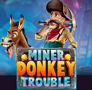 Play'n Go brengt nieuwe game uit: Miner Donkey Trouble