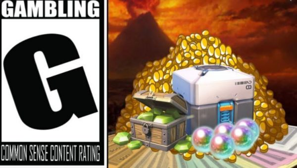 Loot boxes online casino