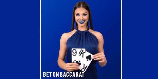 Bet on Baccarat Betgames.tv