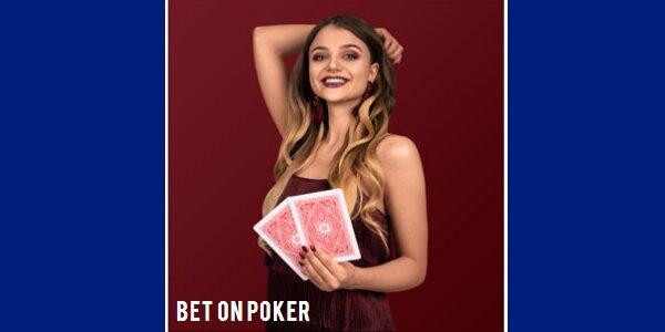 Bet on Poker betgames tv