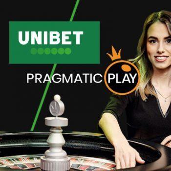 Pragmatic Play gaat speciale live casino-omgeving voor Unibet creëren