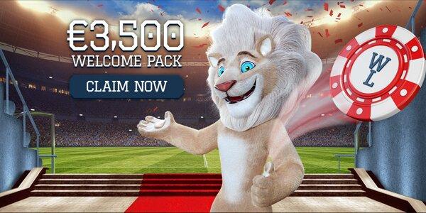 White Lion welkomstbonus