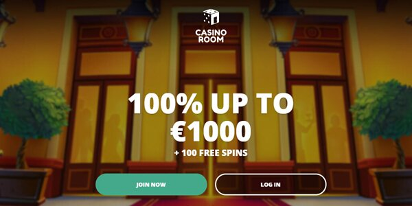 Casino Room welkomstbonus