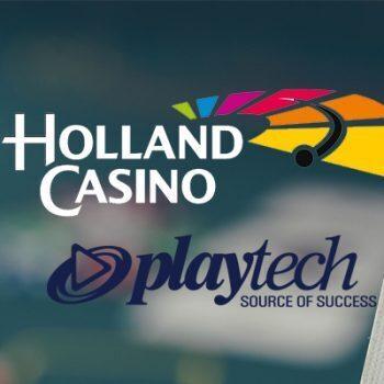 Playtech tekent nieuwe overeenkomst met Holland Casino voor de opening van de gokmarkt